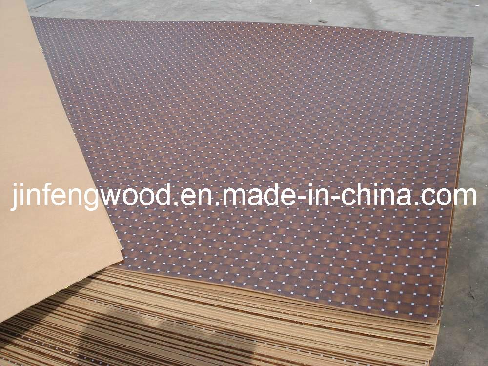 Furniture Use Melamine Particle Board/Melamine Mdflaminated MDF Moisture Proof MDF