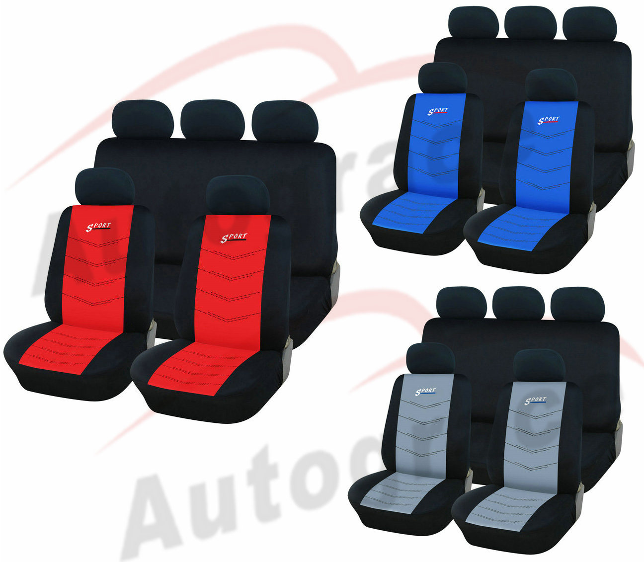 China Sport Car Seat Cover AG S157