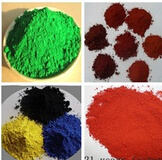 Pigment Raw Chemical Fe2o3 Iron Oxide Brown