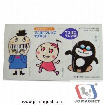 High Quality Fridge Magnet Sticker (JM08-1)
