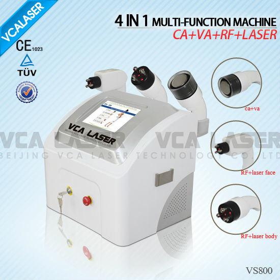 2013 Newest Cavitation/Cavitation Machine/Ultrasonic Cavitation RF Slimming (VS800)