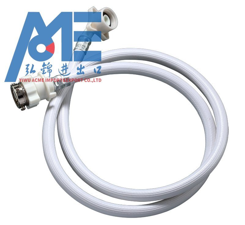 standard washing machine hose size
