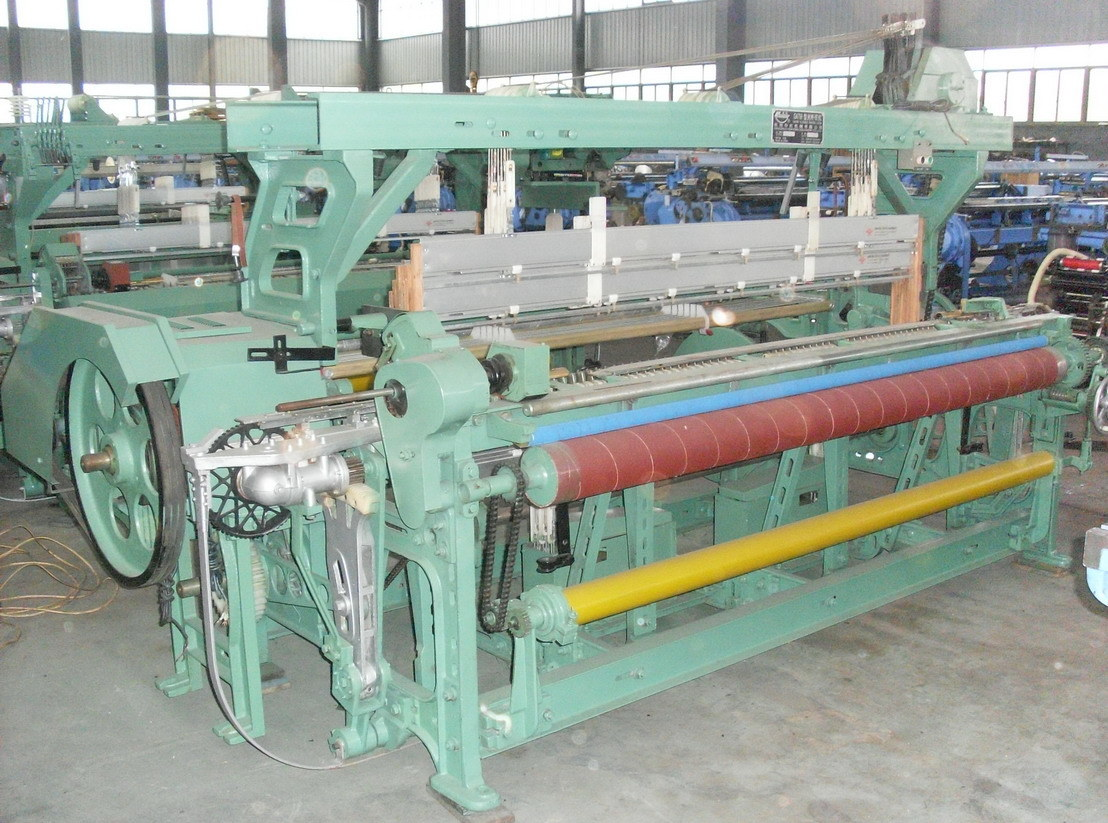Flexible Tappet Rapier Loom (GA798-A)