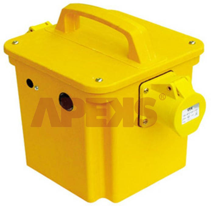 Portable Transformer-Single/Three Phase