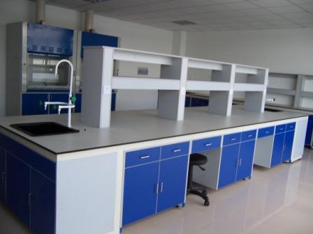 China Laboratory Bench China Laboratory Bench Steel Side Bench