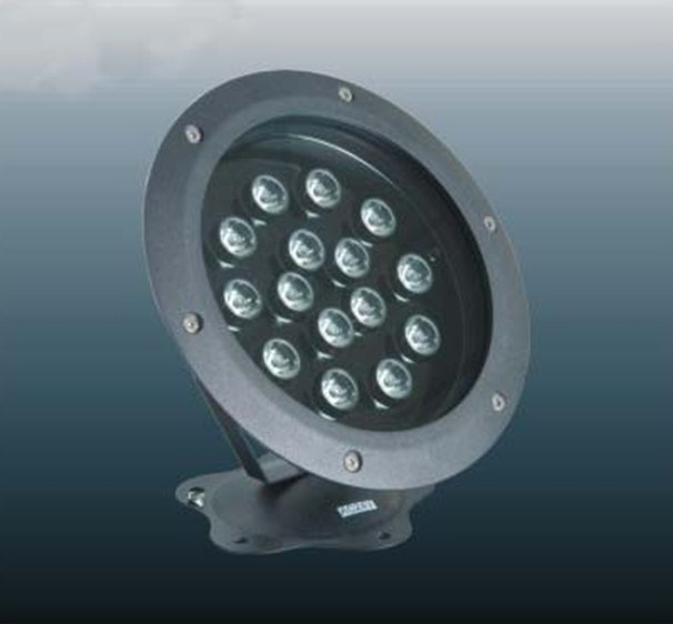Led underwater light te c006 54w