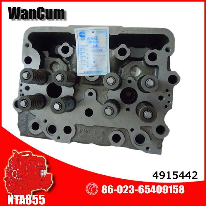 Cummins Cylinder Head 4915442 Cummins Engine NTA855 Parts