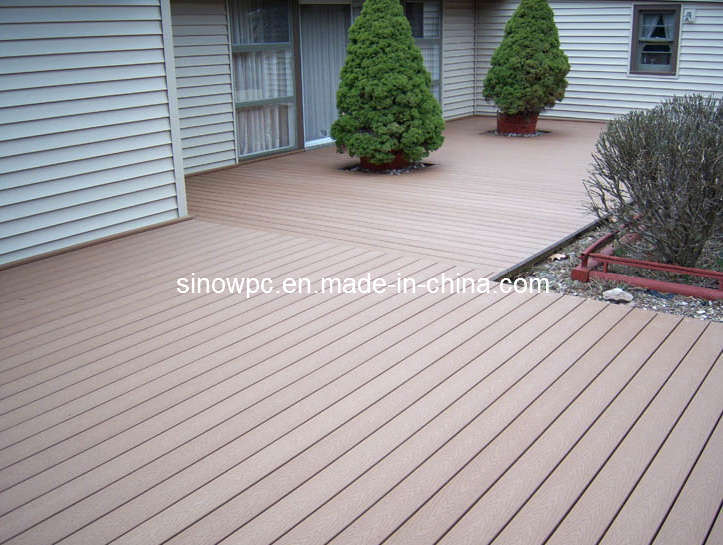 China Plastic Wood Deck Floor 028 China Wood Plastic