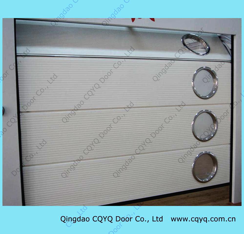 China automatic garage doors door