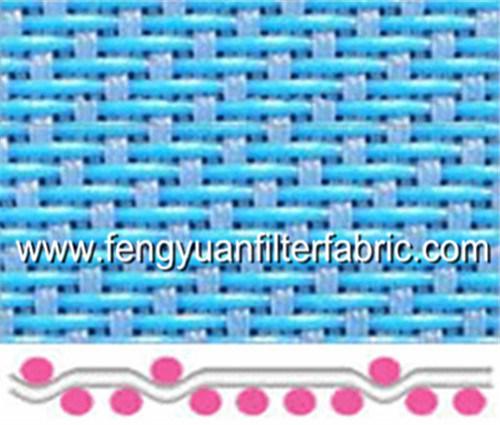 Forming Mesh Fabric