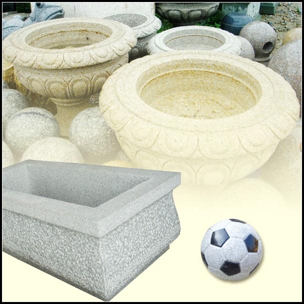Hot Sale Granite Garden Landscape Stone for Decoration
