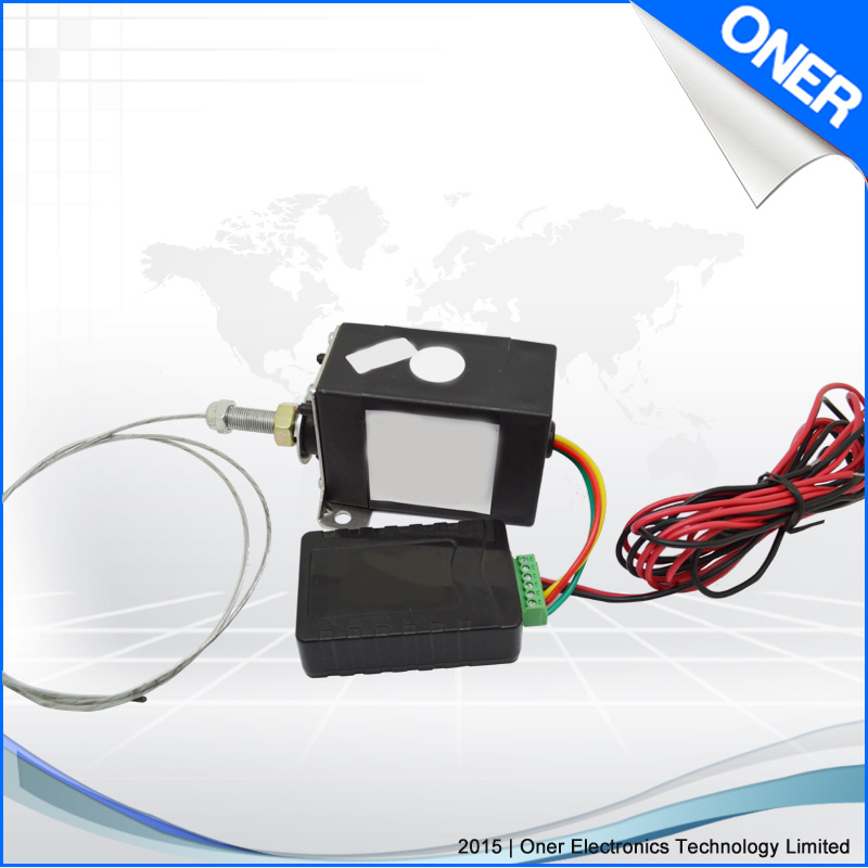 Certified GPS Tracker with Speed Governor