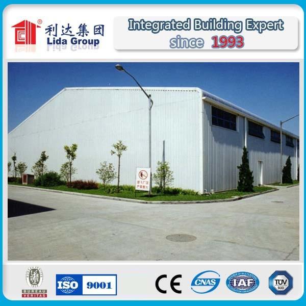 Steel Structure Warehouse (STEEL)