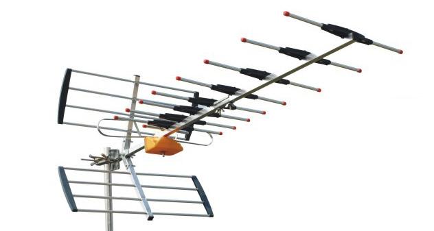 uhf antenna  uhf yagi antenna construction