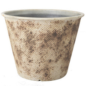 Plastic Pot Garden Decoration Plant Holder Bamaoo Pot
