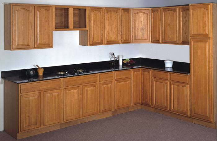 China all solid wood kitchen cabinet hd 033 china for All wood kitchen cabinets