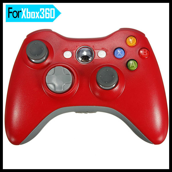 Multiple Colors Wirless Bluetooth Remote Game Controller Joyspad for xBox 360