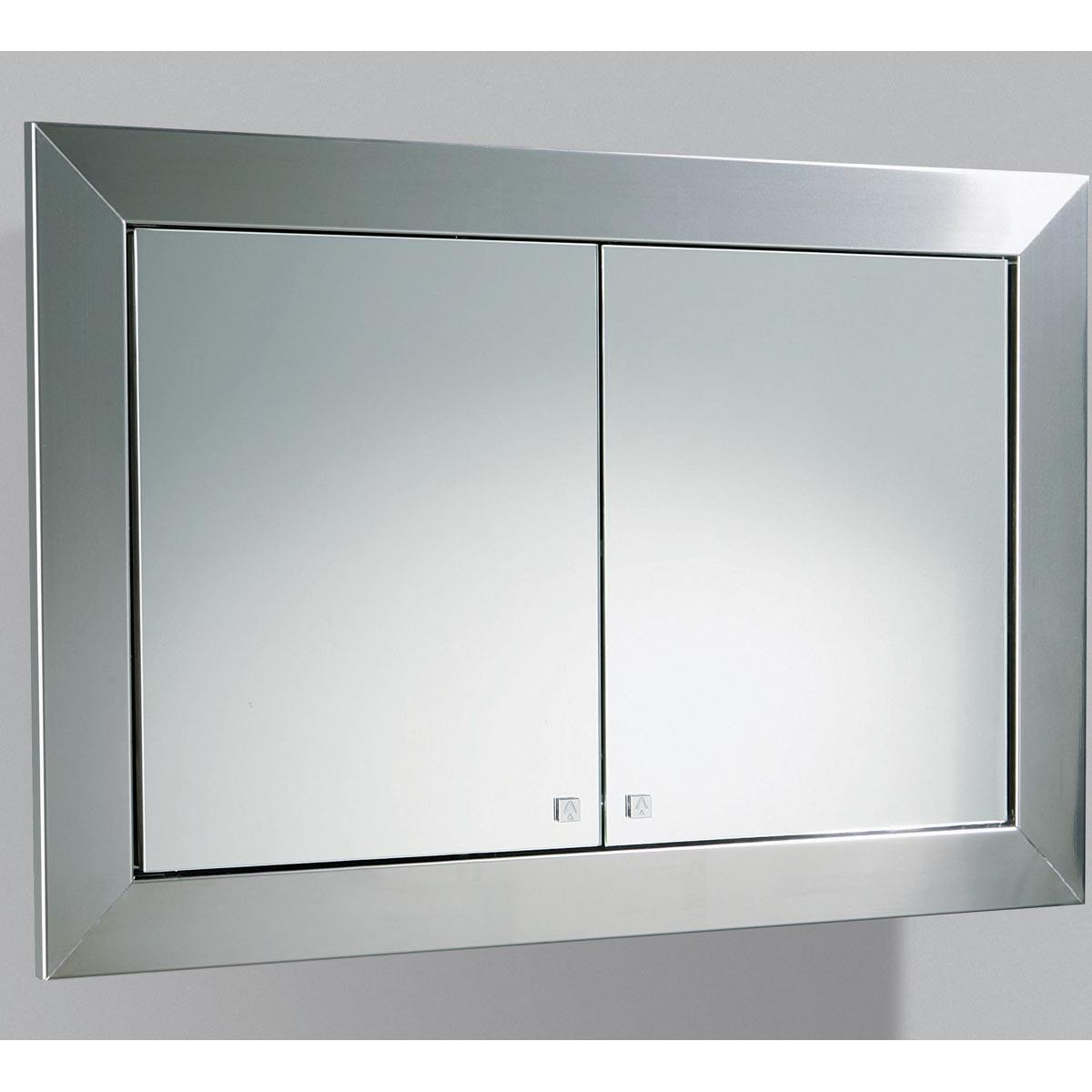 Mirror Cabinet For Bathroom China Stainless Steel Cabinet