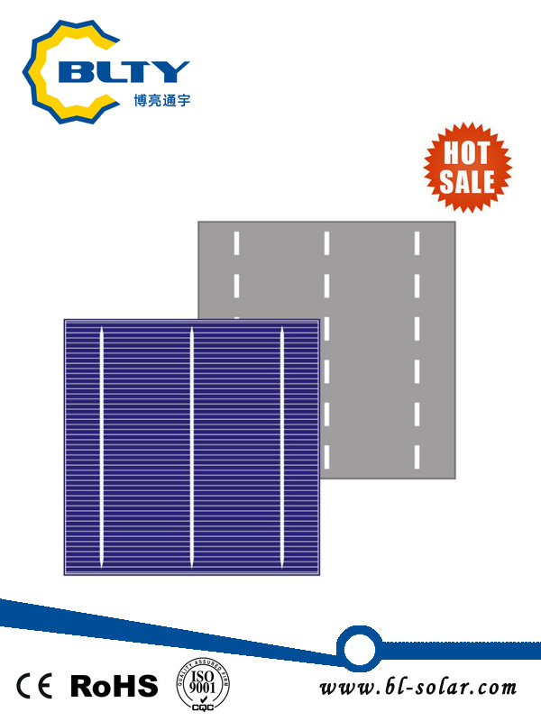 High Efficiency Polycrystalline Solar Cell