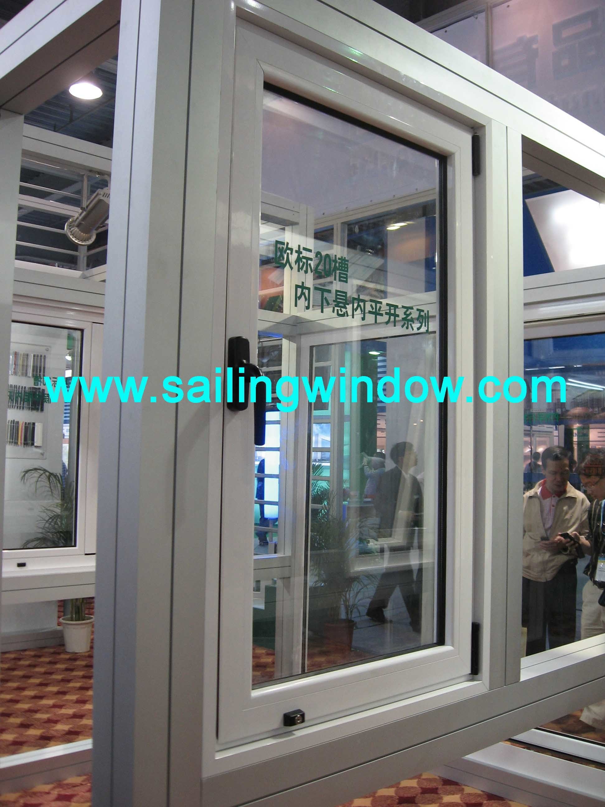 Aluminium Casement Window - Tilt & Turn Window