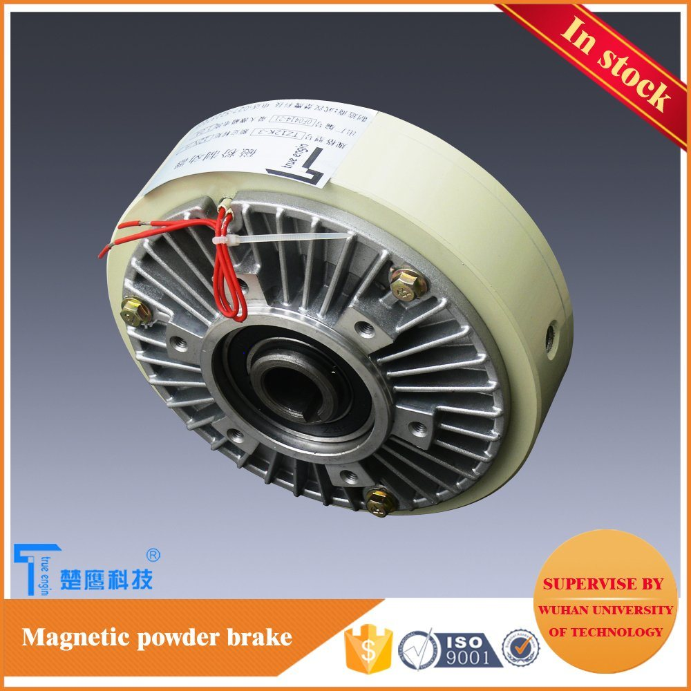 China Factory Supply Hollow Type Magnetic Powder Brake 12nm Tz12k-3