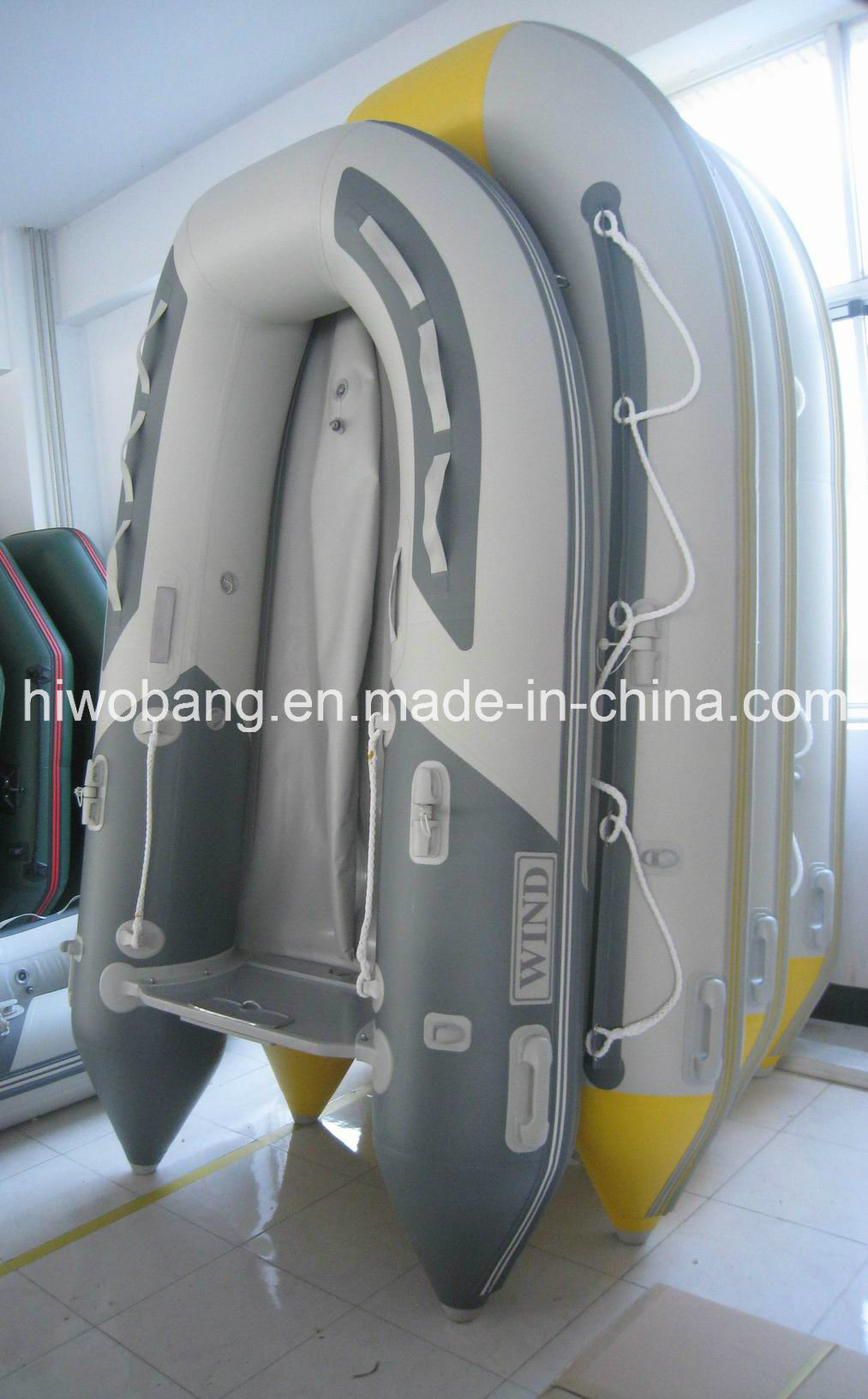 SD360 Customized Inflatable Boat for Fishing
