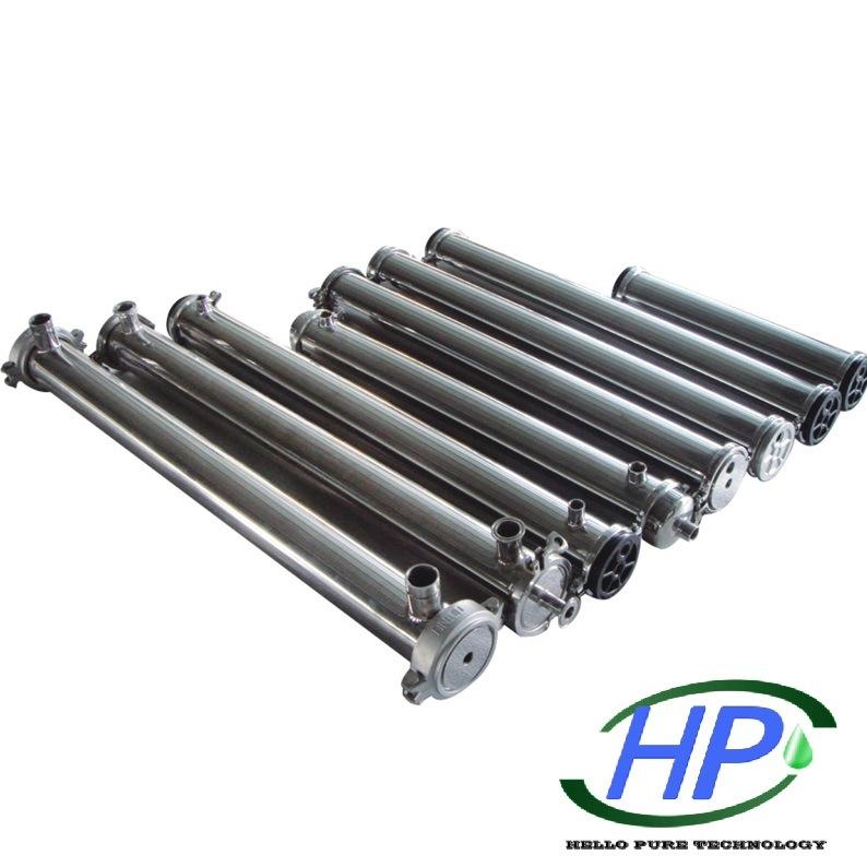 Stainless Steel RO Membrane Vessel for 8040 RO Membrane