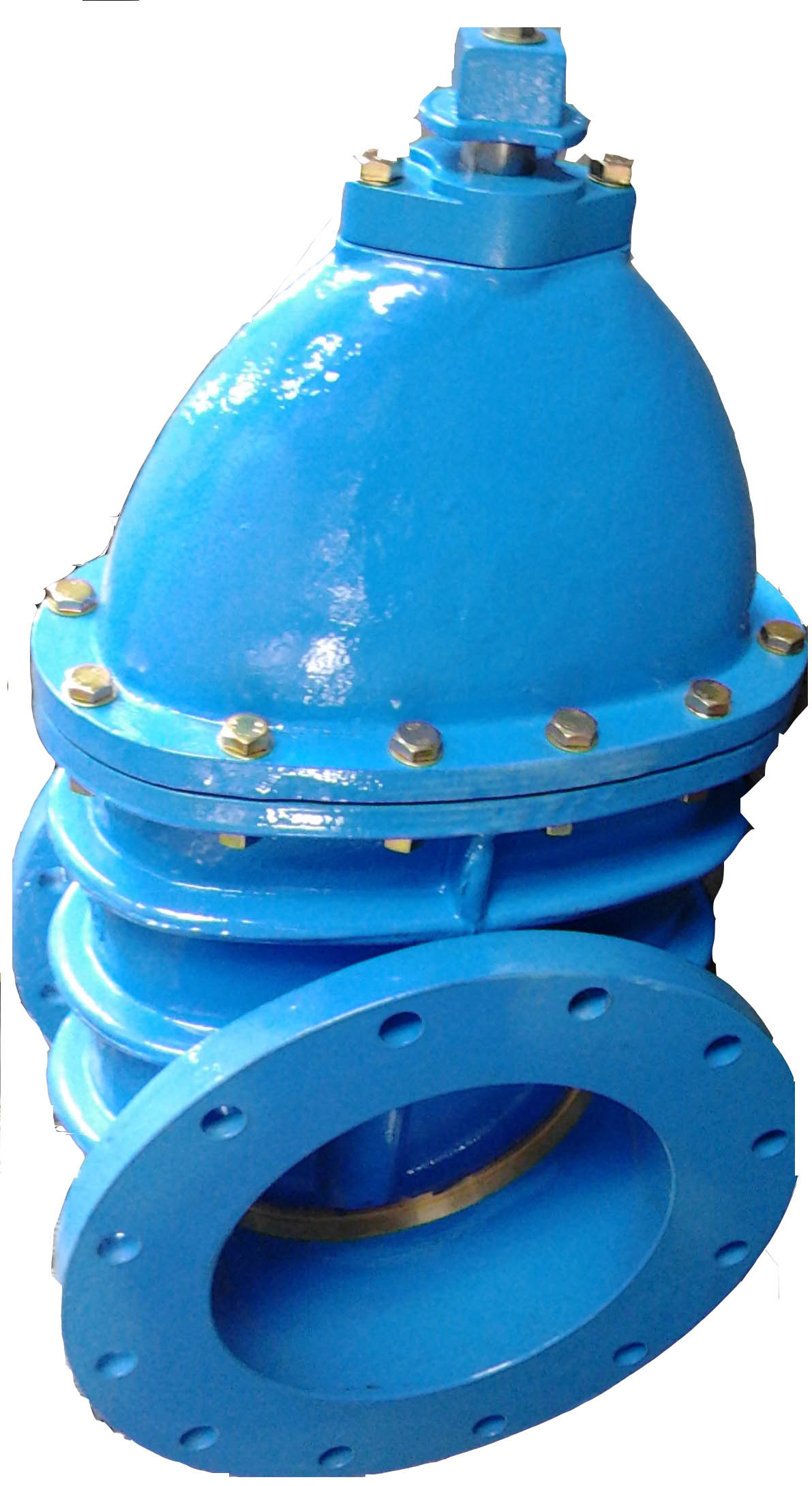 Ductile Iron Body and Metal Seat Gate Valve