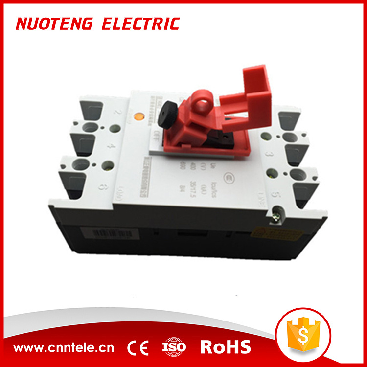 Clamp on MCB Circuit Breaker Lockout