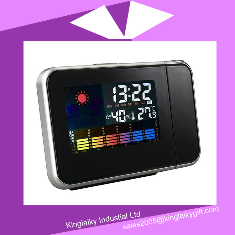 Customized Digital Desk Clock for Gift (KDC-001)