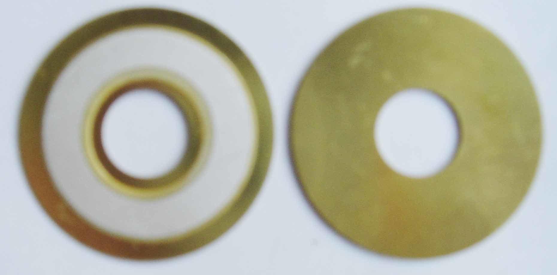20mm 1MHz Piezo Ceramic Ultrasonic Transducer