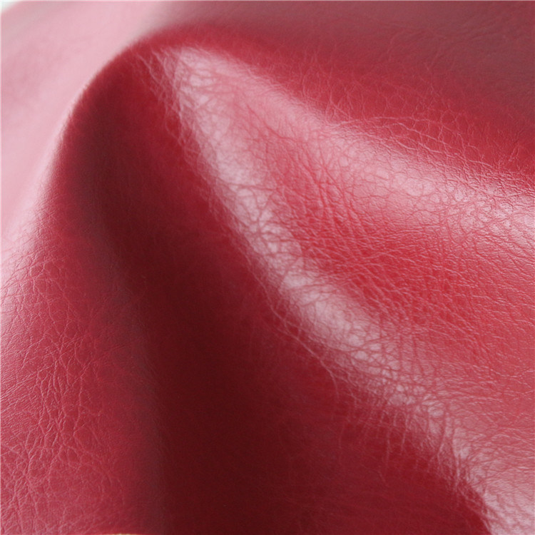 Solvent-Free Synthetic PU Furniture Leather for Sofa, Boat Seat Cover