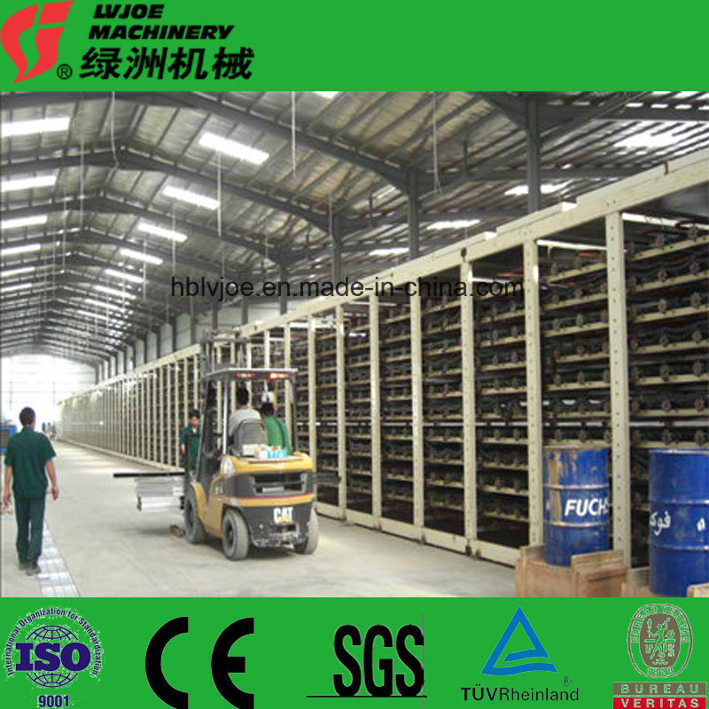 Paper Faced Gypsum Plaster Board Production Line From China
