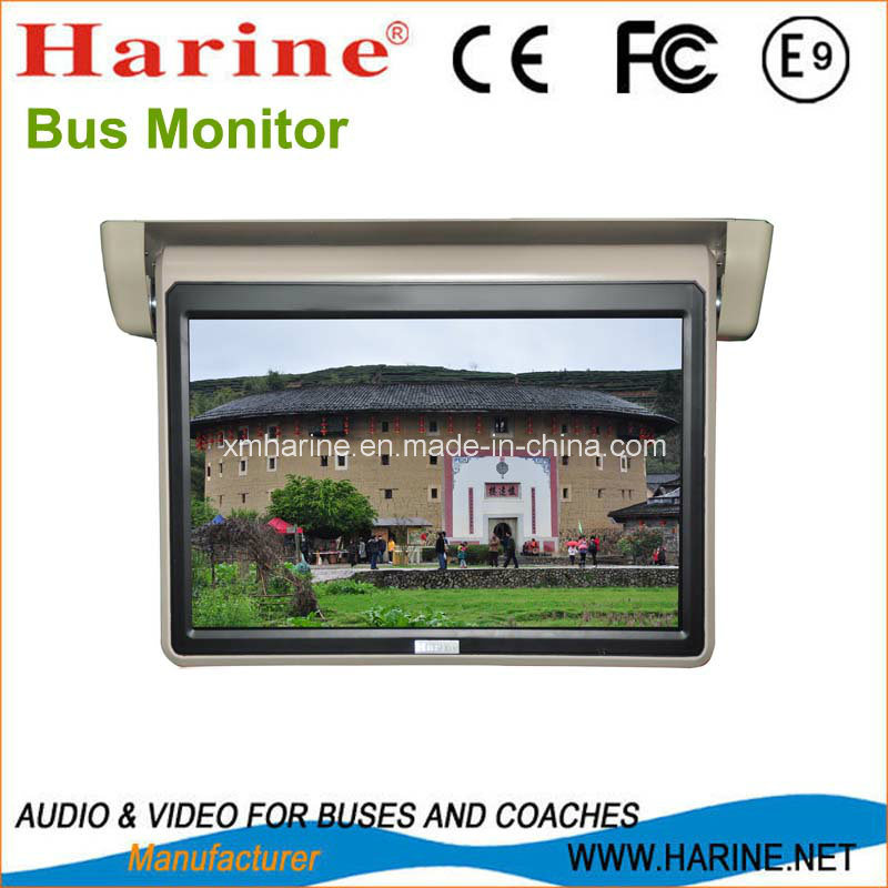 18.5 Inches Motorized with HDMI Input LCD Display CRT TV
