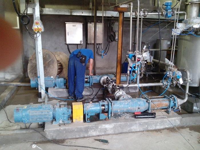 Sewage Handling Pump