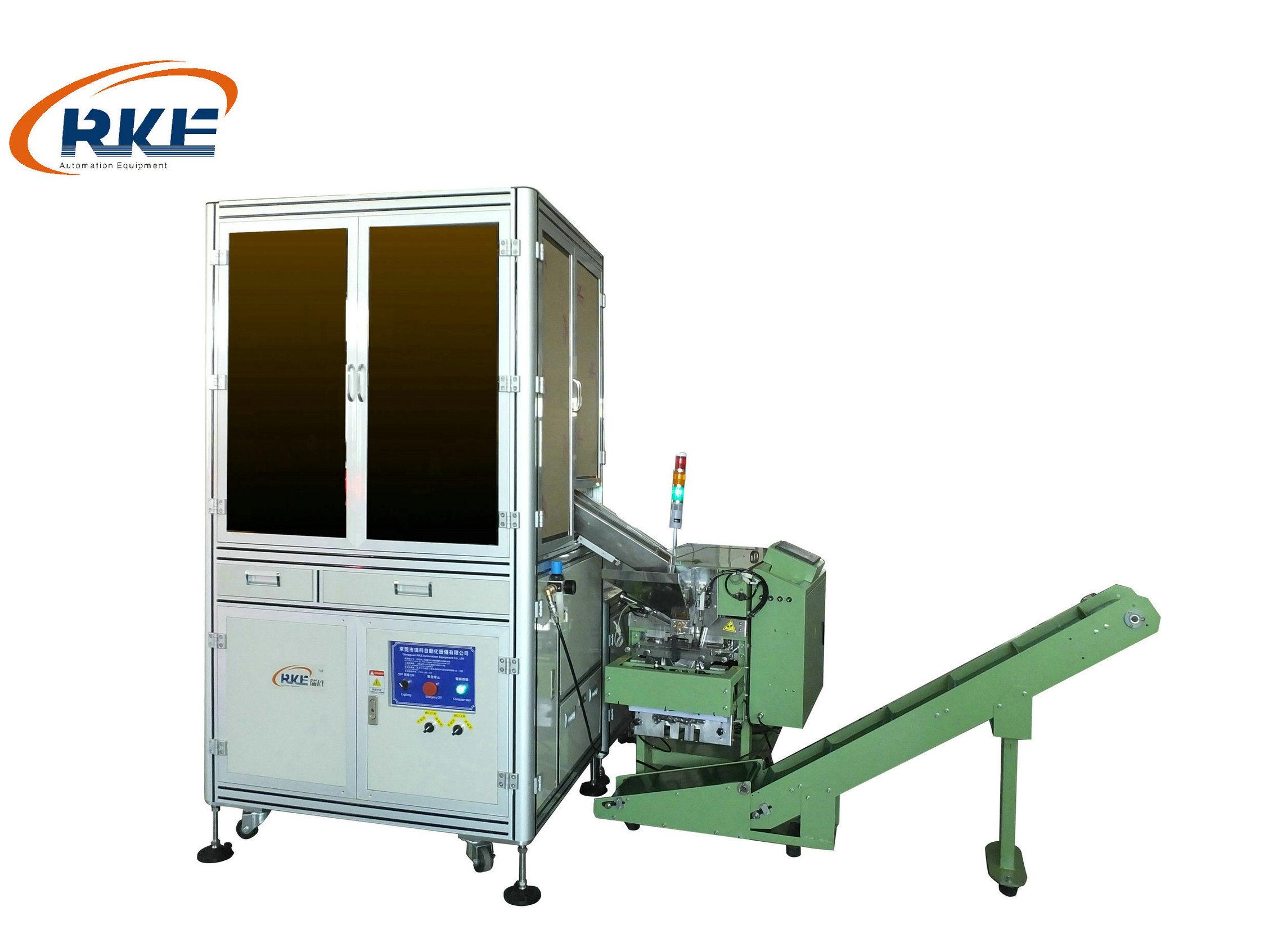 Optical Sorting Machine Screw Packing Machine