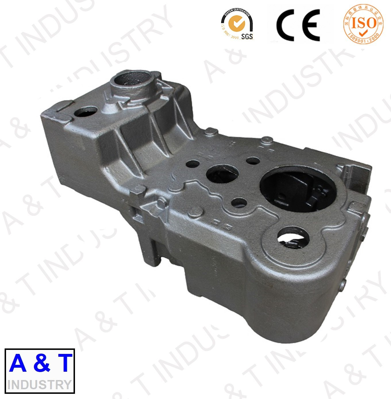 Forging Parts Heavy Steel Forging Machinery Parts