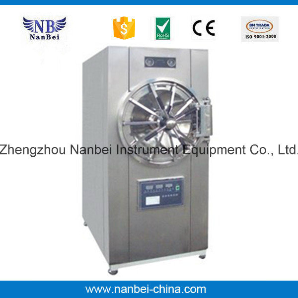 High Pressure Horizontal Steam Medical Autoclave