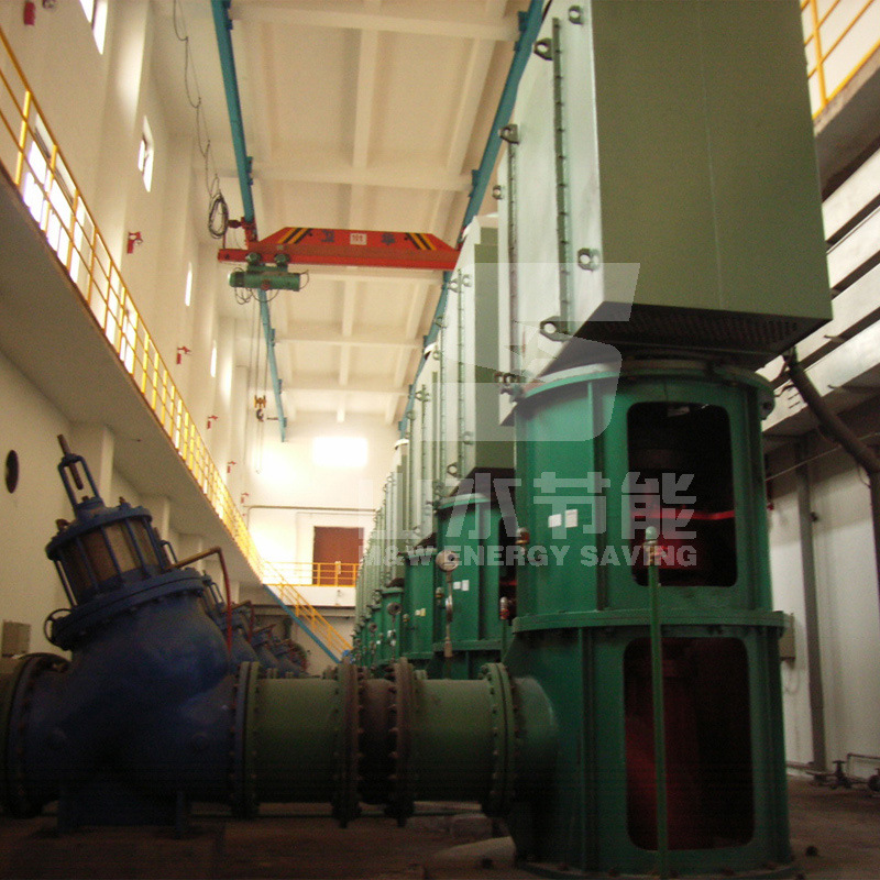 High Efficiency Vertical Turbine Pump