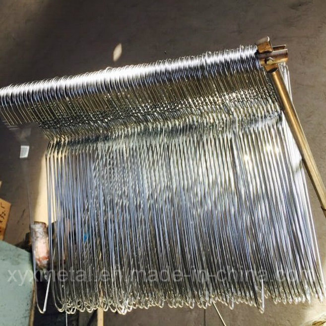 Cloth Coat Galvanized Wire Hanger for Commercial Laundries Using