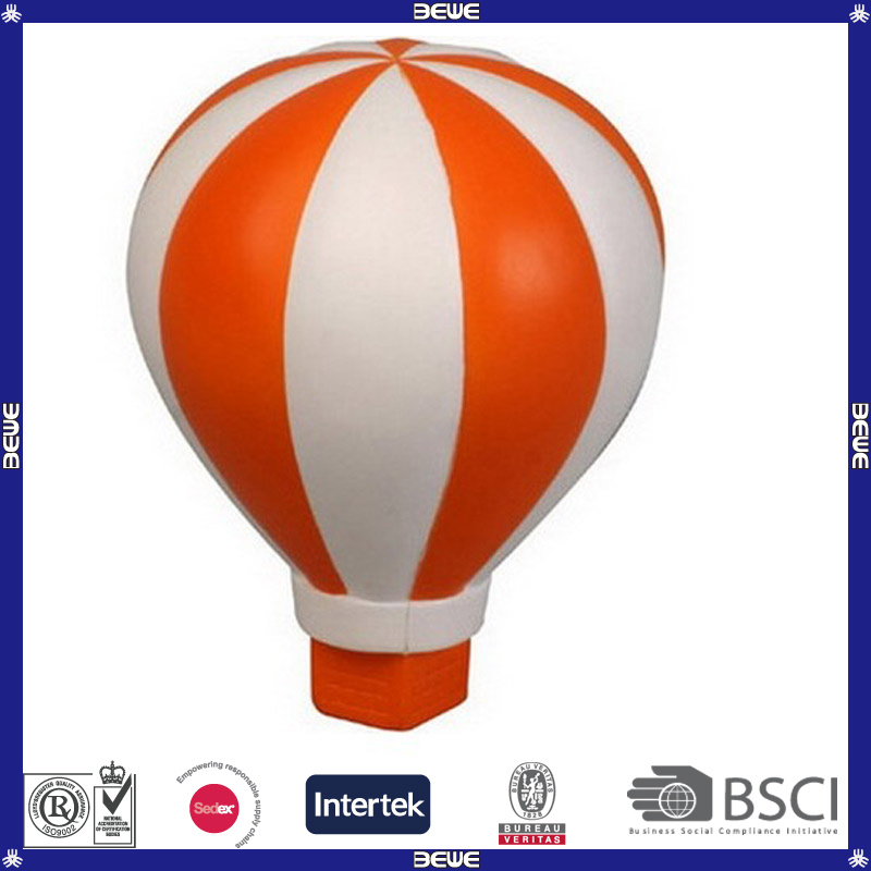 2016 Best Selling Promotional Cheap Fire balloon Shaped PU Toy