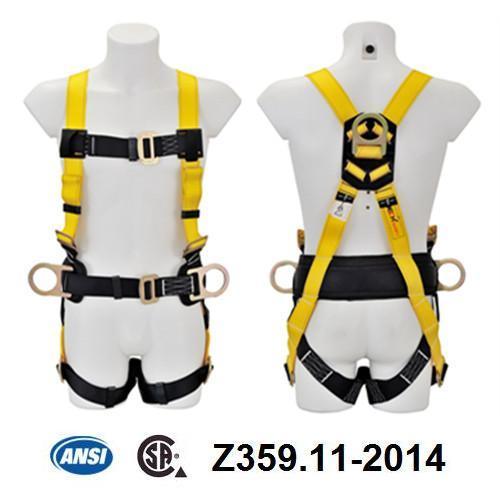 ANSI Full Body Harness (JE136103B)