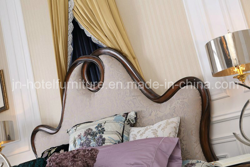 Antique American Style Bed/ New Classic Home Bedroom Furniture Sets