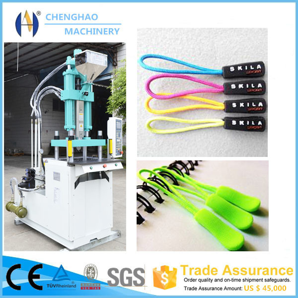 Fridenly Slide Fastener with Cord Injection Molding Machine
