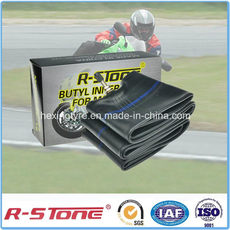 High Quality Butyl Motorcycle Inner Tube 3.25-16
