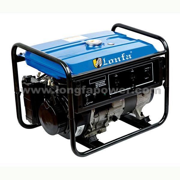 Andi Tiger 2.5kVA YAMAHA Type Single Cylinder Gasoline Generator Set