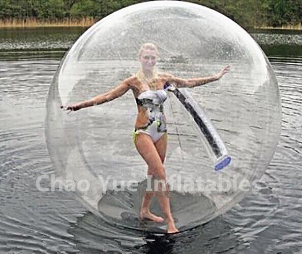 Summer Hot Sale Walking Water Ball for Roller Walk