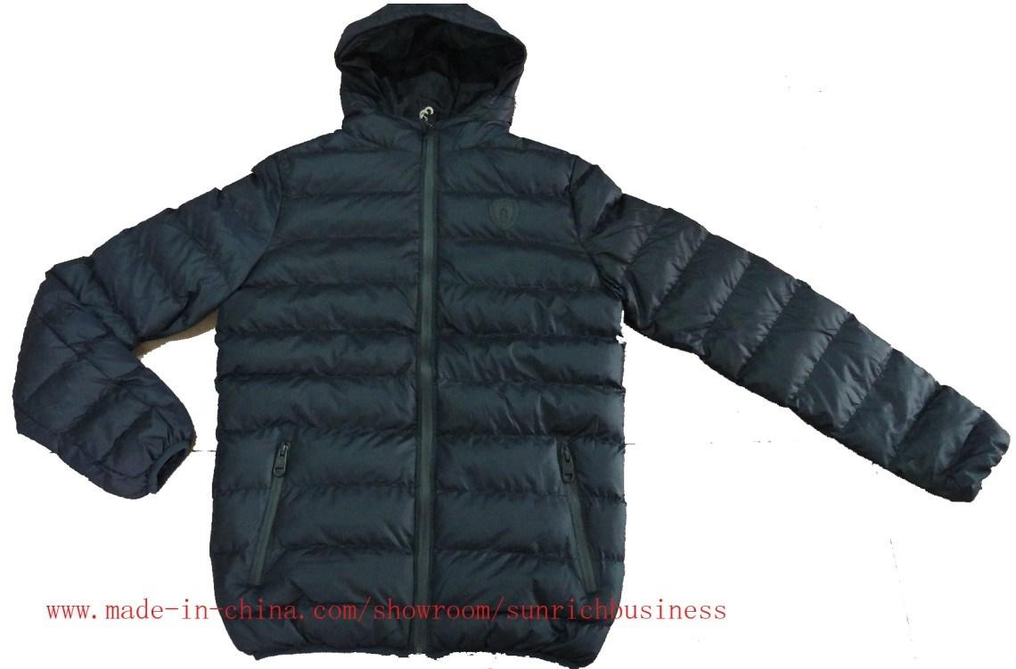 Men′s Winter Medium Padded Jacket (G001)