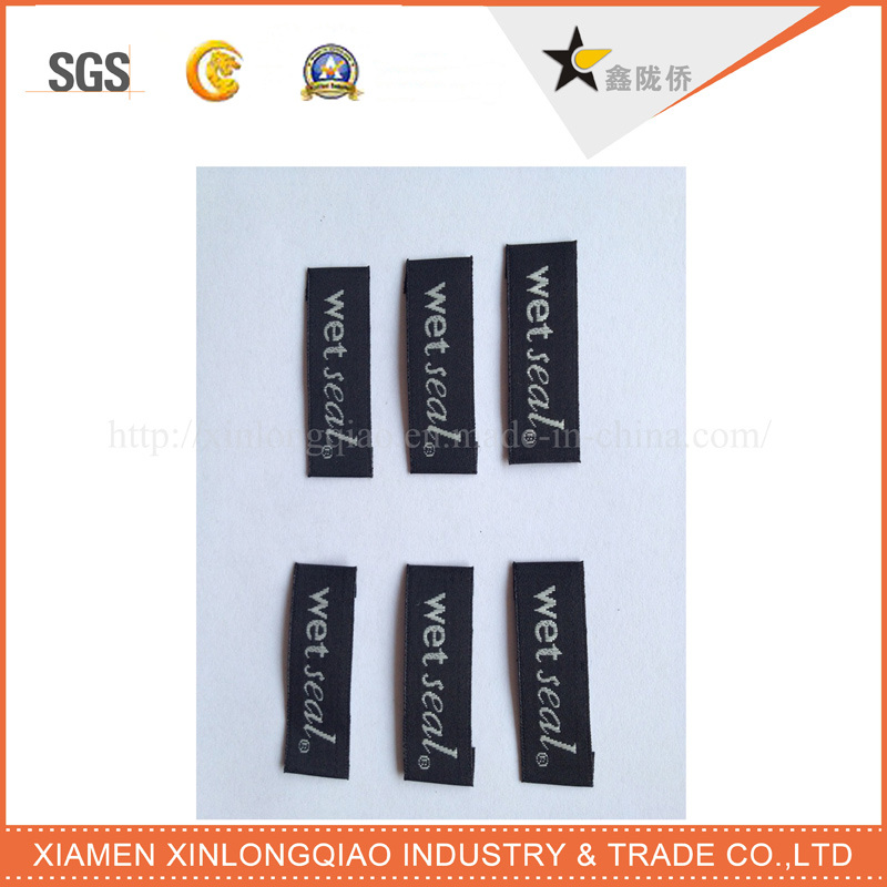 Customized Garment Tag Clothing Sticker Printed Fabric Scrapbook Printing Label