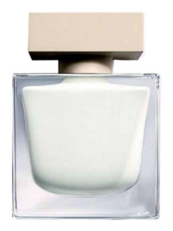 Ad-P228 Square Pet Cosmetic Glass Perfume Bottle 50ml